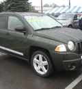 jeep compass 2007 green suv limited gasoline 4 cylinders 4 wheel drive automatic 13502