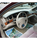 buick lesabre 2000 red sedan custom gasoline v6 front wheel drive automatic with overdrive 08902