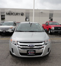 ford edge 2012 silver se gasoline 4 cylinders front wheel drive automatic with overdrive 60546