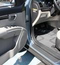 hyundai santa fe 2009 silver blue suv se gasoline 6 cylinders front wheel drive automatic 07701