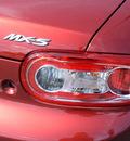 mazda mx 5 miata 2009 copper red sport gasoline 4 cylinders rear wheel drive automatic 07701