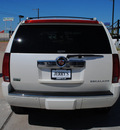 cadillac escalade 2010 white suv flex fuel 8 cylinders rear wheel drive automatic 76087