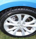mazda mazda3 2010 blue hatchback s sport gasoline 4 cylinders front wheel drive automatic 07702