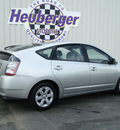 toyota prius 2005 millenium silver hatchback hybrid 4 cylinders front wheel drive automatic 80905