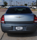 chrysler 300 2007 gray sedan touring gasoline 6 cylinders rear wheel drive automatic 76087