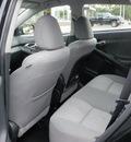 toyota matrix 2009 black hatchback xrs gasoline 4 cylinders front wheel drive automatic 55124
