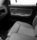 ram dakota 2011 black bighorn lonestar gasoline 6 cylinders 2 wheel drive 4 speed automatic 77388