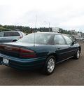 dodge intrepid 1997 green sedan gasoline v6 front wheel drive automatic 98632