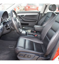 audi a4 2006 red sedan 2 0t quattro gasoline 4 cylinders dohc all whee drive automatic 99336