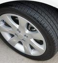 kia rio 2009 white sedan sx gasoline 4 cylinders front wheel drive automatic 76205