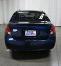 saturn ion 2007 dk  blue sedan 2 gasoline 4 cylinders front wheel drive automatic 76108