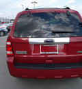 ford escape 2010 red suv limited flex fuel 6 cylinders all whee drive automatic 46219