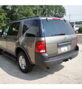 ford explorer 2003 mineral grey suv xls flex fuel 6 cylinders sohc 4 wheel drive 5 speed automatic 07724