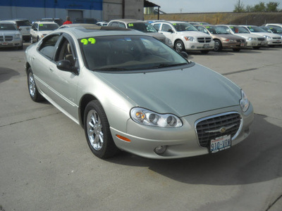 chrysler lhs 1999 green sedan lhs gasoline 6 cylinders front wheel drive 4 speed automatic 99212