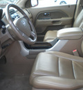 honda pilot 2006 red suv ex gasoline 6 cylinders all whee drive automatic 13502