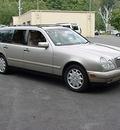mercedes benz e class 1999 silver wagon e320 gasoline 6 cylinders rear wheel drive automatic 06019