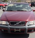 volvo v70 2000 red wagon xc gasoline 5 cylinders all whee drive automatic 06019