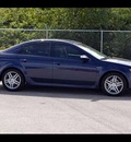 acura tl 2008 blue sedan base gasoline 6 cylinders front wheel drive shiftable automatic 46219