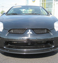 mitsubishi eclipse 2008 black hatchback se gasoline 4 cylinders front wheel drive automatic 46410