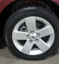 ford fusion 2006 maroon sedan v6 se gasoline 6 cylinders front wheel drive automatic 76108