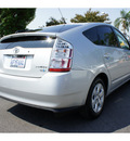 toyota prius 2009 silver hatchback w navi hybrid 4 cylinders front wheel drive cont  variable trans  91761