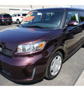 scion xb 2009 maroon wagon gasoline 4 cylinders front wheel drive automatic 91761
