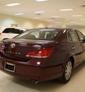 toyota avalon 2009 dk  red sedan limited gasoline 6 cylinders front wheel drive automatic 27707