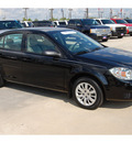 chevrolet cobalt 2010 black sedan ls xfe gasoline 4 cylinders front wheel drive 5 speed manual 77090