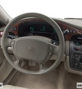 cadillac deville 2002 silver sedan dts gasoline 8 cylinders front wheel drive automatic 44060