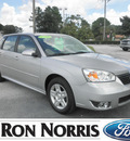 chevrolet malibu maxx 2006 silver hatchback lt gasoline 6 cylinders front wheel drive automatic 32783