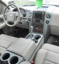 ford f 150 2008 white pickup truck lariat flex fuel 8 cylinders 4 wheel drive automatic 32783