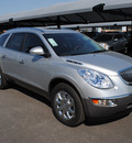 buick enclave 2012 quicksilve suv leather gasoline 6 cylinders front wheel drive automatic 76087