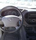 toyota tundra 2006 white sr5 gasoline 8 cylinders rear wheel drive automatic 75503