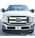 ford f 350 super duty 2012 ingot silver metall lariat biodiesel 8 cylinders 4 wheel drive shiftable automatic 77388