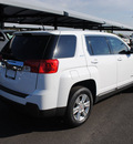 gmc terrain 2012 white suv sle 1 flex fuel 4 cylinders front wheel drive automatic 76087