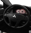 mitsubishi galant 2009 gray sedan ralliart gasoline 6 cylinders front wheel drive shiftable automatic 77388