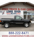 chevrolet silverado 1500 2005 black pickup truck z71 gasoline 8 cylinders 4 wheel drive automatic 98674
