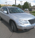 chrysler pacifica 2007 silver suv touring awd gasoline 6 cylinders all whee drive automatic 81212
