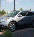 honda cr v 2008 silver suv ex l gasoline 4 cylinders all whee drive automatic 99352