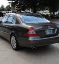 mercedes benz e class 2008 gray sedan e350 4matic gasoline 6 cylinders all whee drive automatic 27616
