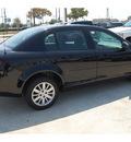 chevrolet cobalt 2010 black sedan lt gasoline 4 cylinders front wheel drive automatic 77090