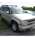 chevrolet tahoe 2006 silver birch suv z71 dvd flex fuel 8 cylinders 4 wheel drive automatic 07712