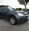 chevrolet equinox 2010 dk  gray suv lt gasoline 4 cylinders front wheel drive automatic 33177