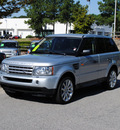 land rover range rover sport 2008 silver suv supercharged gasoline 8 cylinders 4 wheel drive automatic 27511
