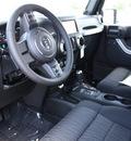jeep wrangler 2012 black suv sahara gasoline 6 cylinders 4 wheel drive automatic 07730