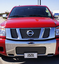 nissan titan 2010 red flex fuel 8 cylinders 2 wheel drive automatic 76018