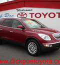 buick enclave 2010 red suv cxl gasoline 6 cylinders front wheel drive automatic 79925