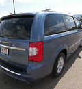 chrysler town country 2011 lt  blue van touring flex fuel 6 cylinders front wheel drive automatic 81212