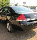 chevrolet impala 2007 black sedan ls flex fuel 6 cylinders front wheel drive automatic 77379