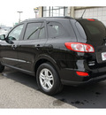 hyundai santa fe 2011 black suv gasoline 4 cylinders all whee drive not specified 47130